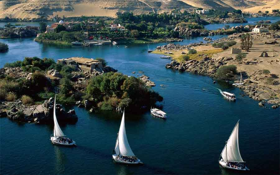 City of Aswan